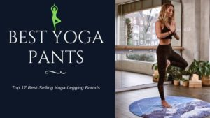 Best Yoga Pant Brands With Pocket for Women's 2020