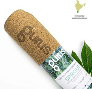 Best Earth Friendly Gurus Cork Yoga Mat