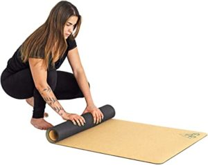 Best Extra Thick 333 Yoga and Fitness Luxury Cork Yoga Mat