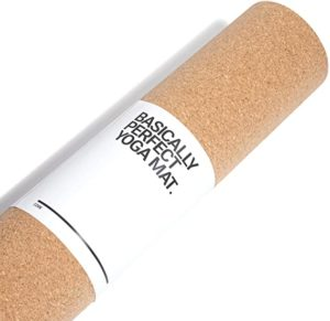 Best High Quality Basically Perfect Cork Yoga Mat