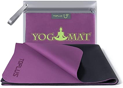 Best Pocket-friendly Toplus Travel Yoga Mat