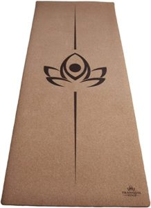 Tranquil Yogi Natural Yoga and Exercise Mat