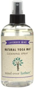 100 percent Natural Mind Over Lather Yoga Mat Cleaning Spray