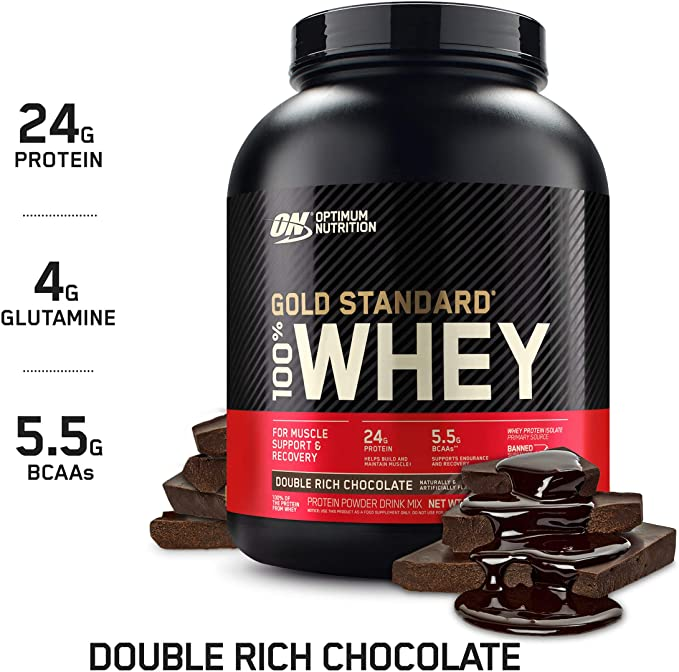 Whey Protein Powder for muscle building