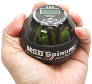 Best Beginner NSD Power Autostart Spinner for better grip strength
