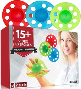 Therapist Recommended Pykal 3x Hand and Finger Strengthener