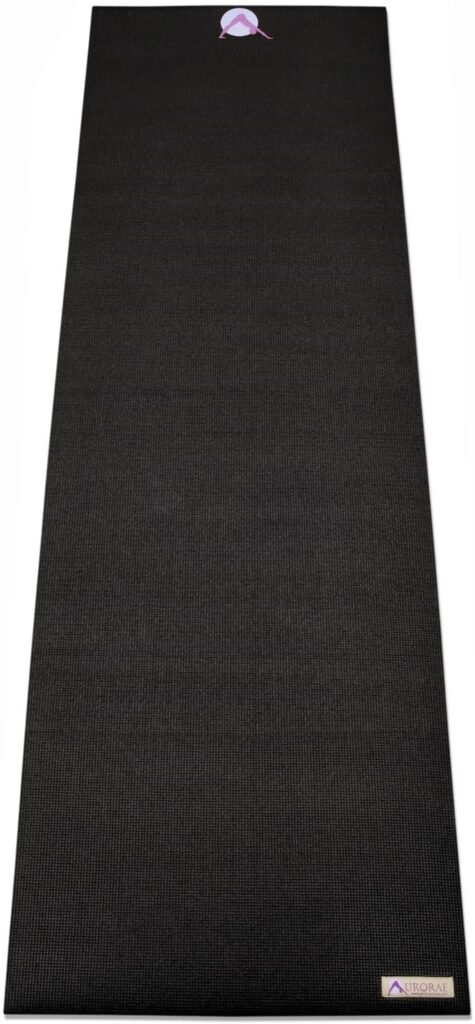 "Aurorae Classic/Printed Extra Thick and Long 72"" Premium Yoga Mat"