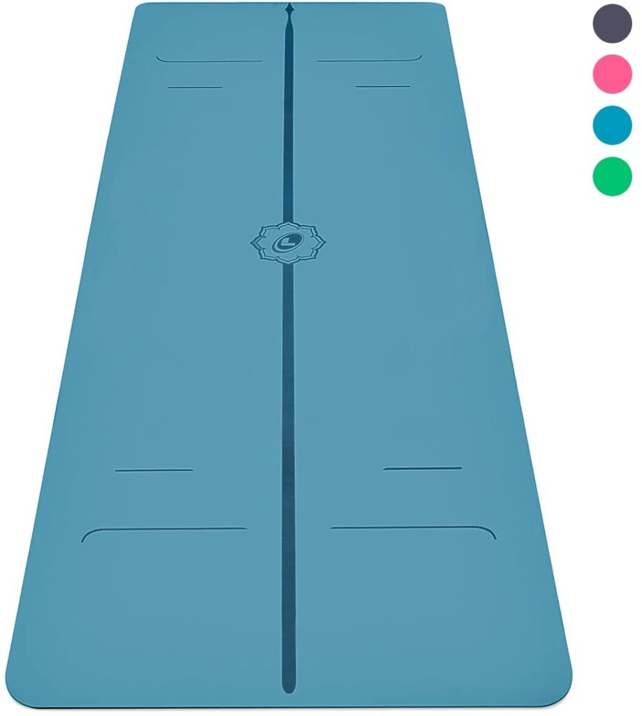 Best Pick: Liforme Original Yoga Mat