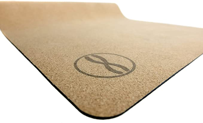 Ideal-for-Hot-Yoga-Heala-Fit-Premium-Cork-Yoga-Mat-1